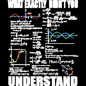 Lustiger Mathematik Spruch Mathematiker Geschenk