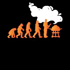 Evolution of Grill Master BBQ