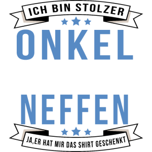 Onkel Lustiger Spruch Geschenk Neffe