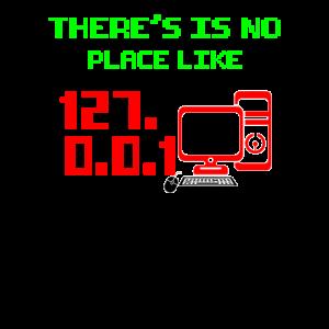 Es gibt keinen Ort wie 127.0.0.1