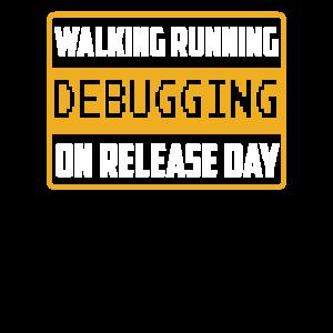 Debugging am Tag der Veröffentlichung