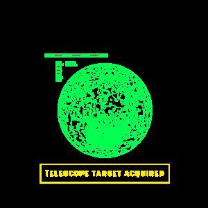 Ich habe ein Teleskopziel