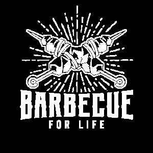 Lustiges Geschenk BBQ Barbeque Grill Shirt