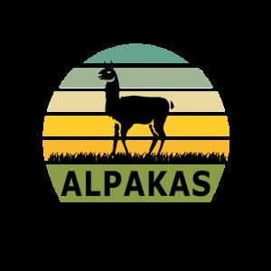 Alpakas Madafakas Lama Geschenk
