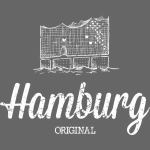 Hamburg Original Elbphilharmonie