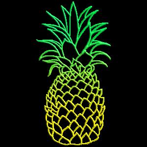 Ananas Tropische Frucht