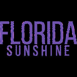 Florida Sunshine Circle Design