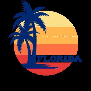Florida Retro Style