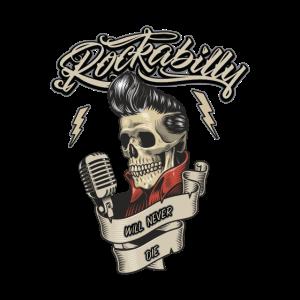 Rockabilly Hotrod Rock'n Roll Geschenkidee