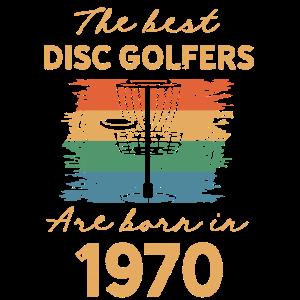 50. Geburtstag Disc Golf Shirt - Turning 50 Geschenk -