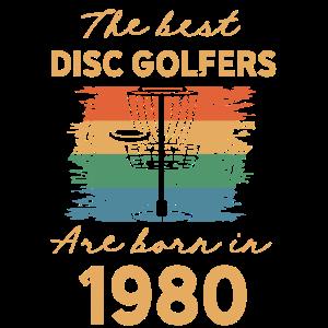 40. Geburtstag Disc Golf Shirt - 40. Geburtstag Geschenk -
