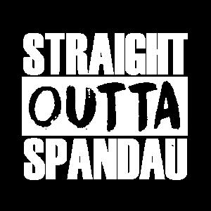 Straight Outta Spanda - Berlin Stadtteil