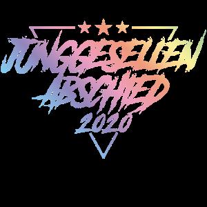 Junggesellenabschied 2020 Crew