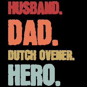 Dutch Oven Dopfen Grillen Geschenk