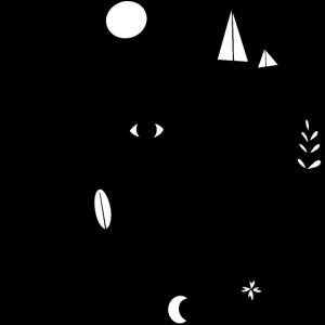 julibel / abstrakte Zeichen
