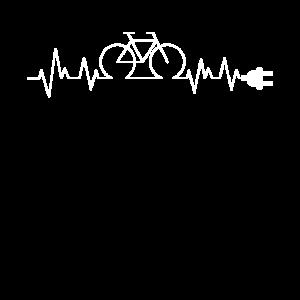 E-Bike Herzschlag Mountainbike E-MTB