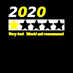 2020 Jahresrückblick Bewertung Statement