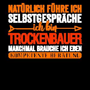 Trockenbauer Trockenbaumonteur Handwerker Spruch