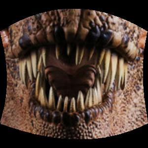 Dino Maske