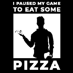 Gaming Pizza Gamer Gaming Pizza Gamer Gaming