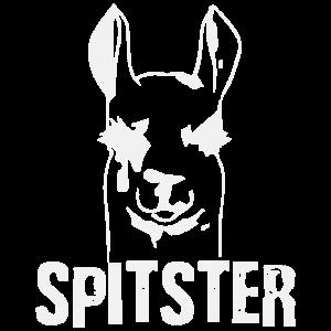 "Alpaca ""Spitster"" Design"
