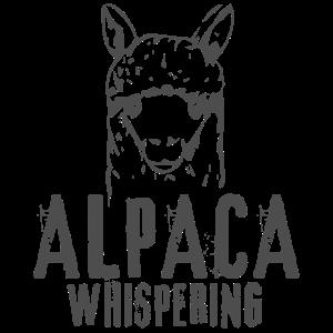 """""""Alpaca Whispering"""" Design"""