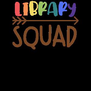 Bibliothekstrupp