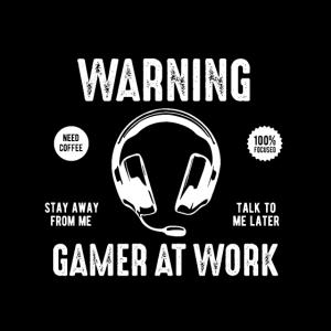 Gamer Gesichtsmaske