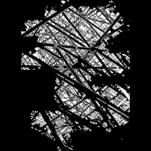 Muster, weiss, abstrakt, Linien, Kunst, gitter