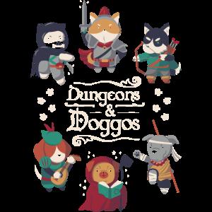 Dungeons und Doggos