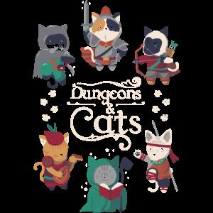 Dungeons und Katzen