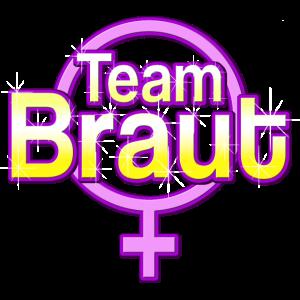 Team Braut Trauzeugin Junggesellinnenabschied