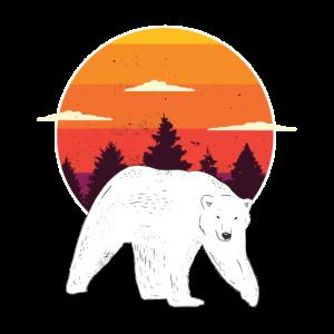 Eisbär Eisbären Shirt für Eisbärliebhaber