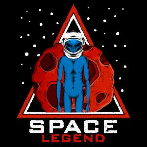 Alien Space Legend Mars Planet Weltall Raumfahrt