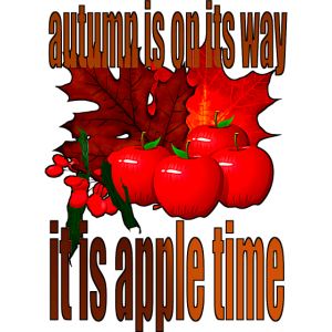 it is apple time