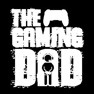 The Gaming Dad Zocker Gamer Vater