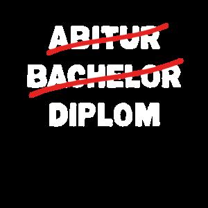 Diplom Uni Abschluss Studium Geschenk I Diplomabsc