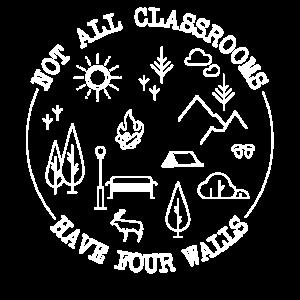 Nicht alle Klassenzimmer haben vier Wände