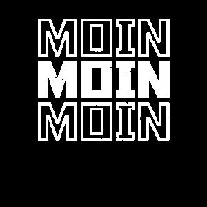 Moin Moin Moin Retro Vintage
