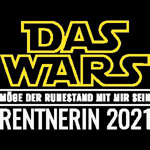 Rentnerin 2021 Das Wars Rente Ruhestand