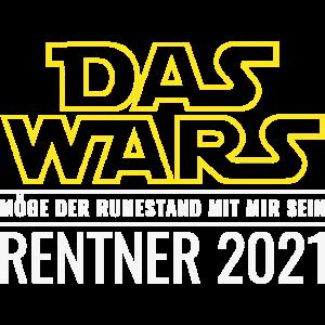 Rentner 2021 Das Wars Rente Ruhestand