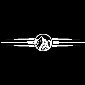 berge symbol linie