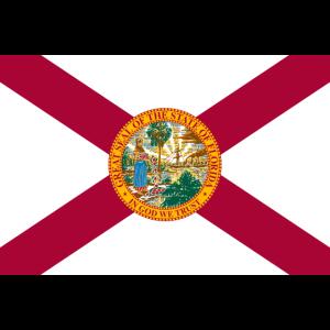 Florida USA Fahne Flagge
