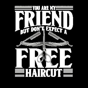Friseur Haarschnitt