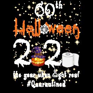 60. Halloween 2020 unter Quarantäne gestellt