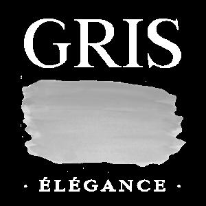 Eleganz Grau - Minimalistischer Pinsel -