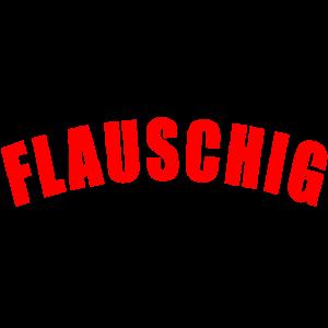FLAUSCHIG SPRUCH GESCHENK PELZIG HAARIG KUSCHELIG