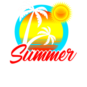 SUMMER Palm trees Sun