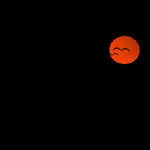 Küstengras Ostseesonnenuntergang