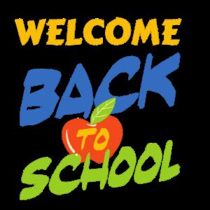 Willkommen zurück in der Schule - zurück in der Schule